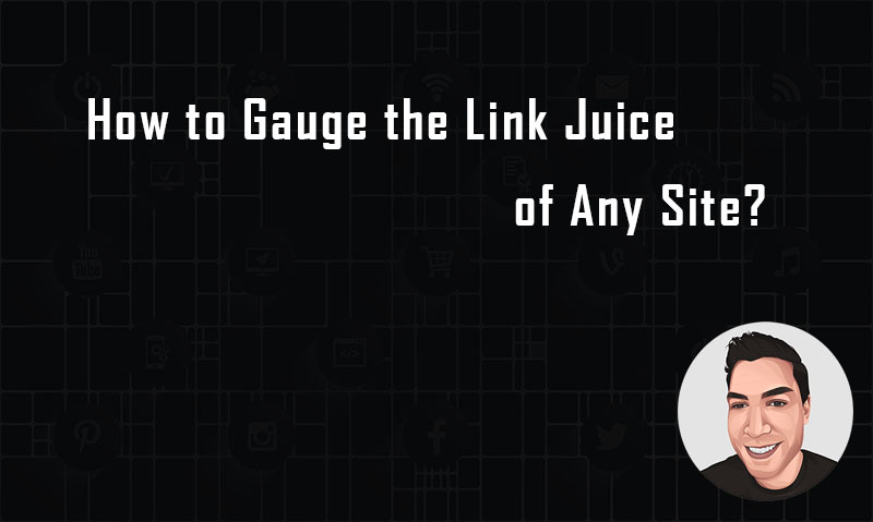 How to gauge the link juice